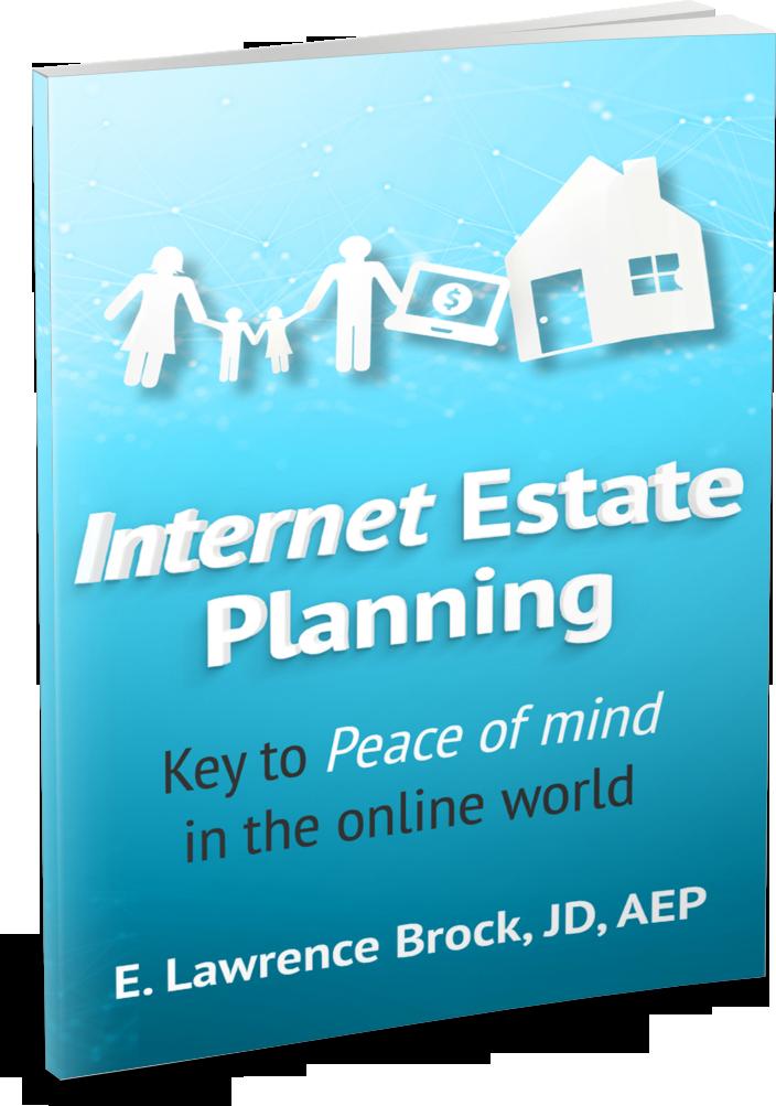 eBook Cover - Internet Estate Planning